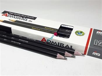مداد مشکی پلیمری ادمیرال